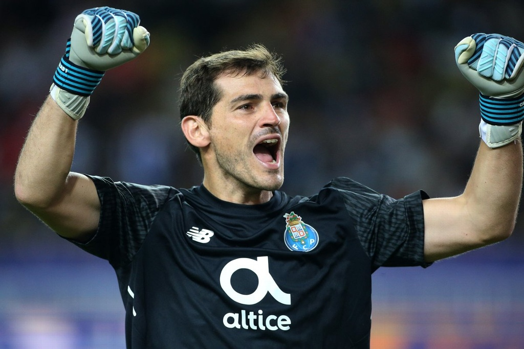 ¡Iker Casillas ya salió del hospital! (VIDEO)