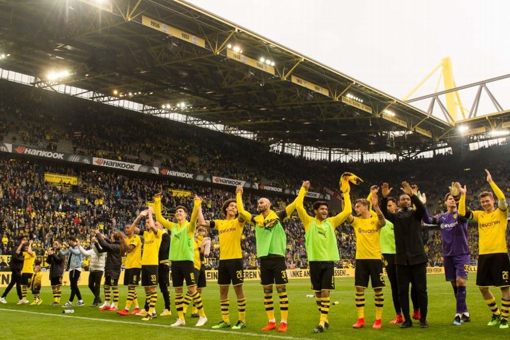 BVB sigue vivo en la Bundesliga