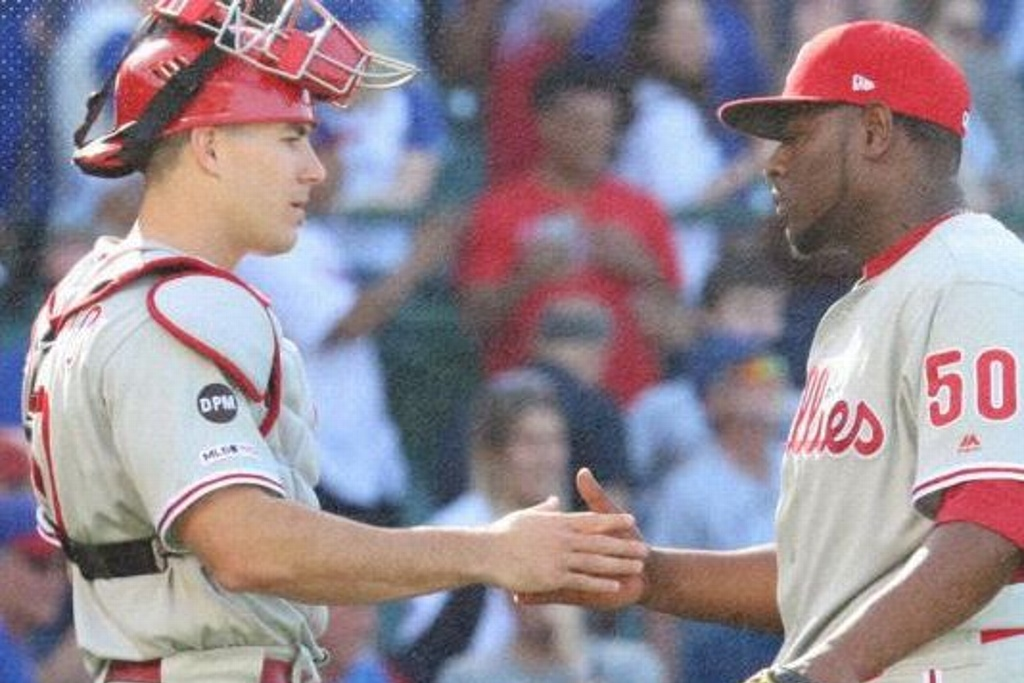 MLB: Phillies vencen a los Cubs