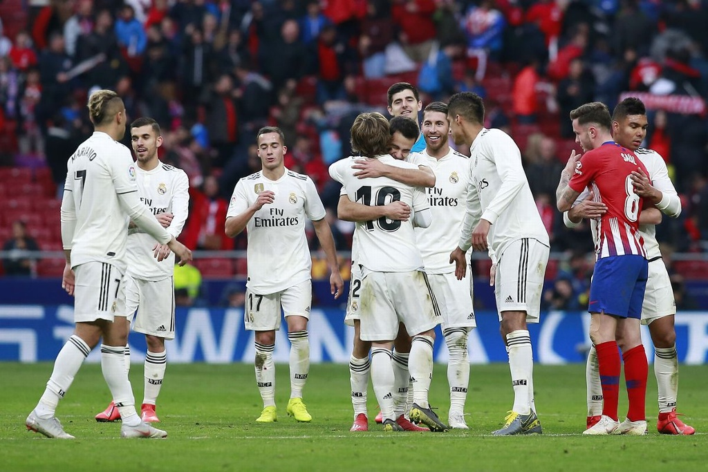 ¡Real Madrid sigue mandando en Europa!